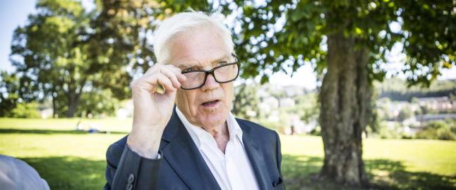 Treholt om Torgersen: - Det st�r stor respekt av hans p�gangsmot