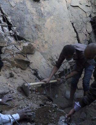 USA foresl�r humanit�r v�penhvile i Jemen under ramadan