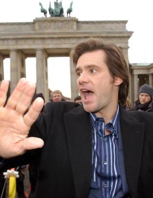 Familie raser mot Jim Carrey -  delte bilde av deres autistiske s�nn (14) uten tillatelse