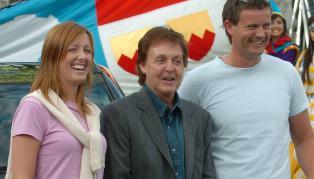 Siri (39) har solgt bilen hun fikk av  McCartney
