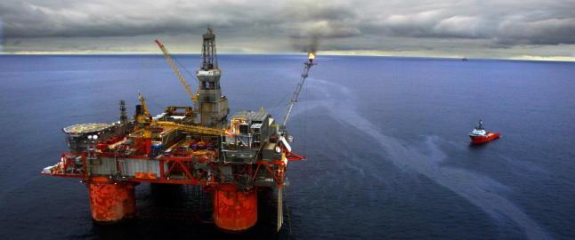 Nedturen i oljebransjen er en kj�rkommen mulighet