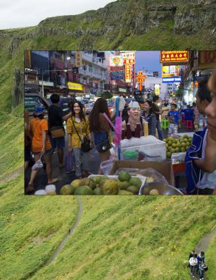 Foreslo � flytte 5,5 millioner fra Hong Kong til Nord-Irland