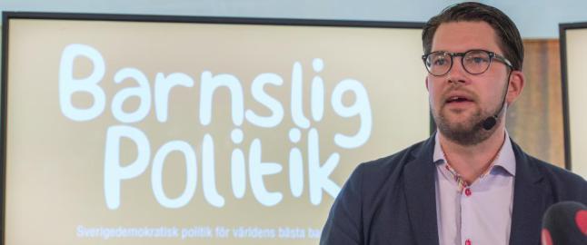 Dagen derp� i svensk politikk