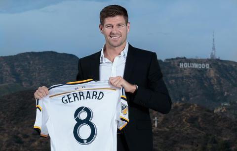 Gerrard: - Jeg sa nei til klubber i Europa