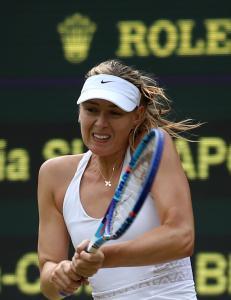 Sjarapova gikk enkelt videre i Wimbledon