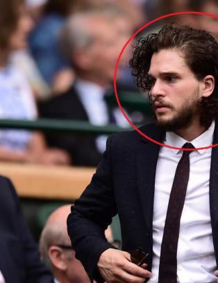 Sier sveisen til Kit Harington noe om framtida til Jon Snow?