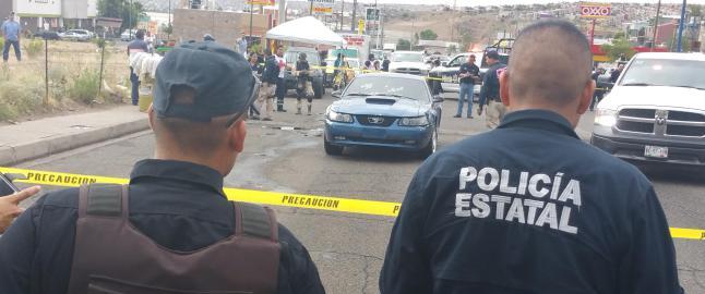 Mexicansk politi: Fant eske med 9 000 innreisevisum til USA