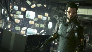 Slik bygger de �Deus Ex� til en ny generasjon