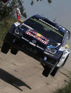 Andreas Mikkelsen lover et �vanvittig angrep� om rallyseieren i Polen