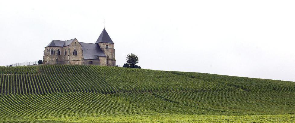Champagne inn p� UNESCOs verdensarvliste