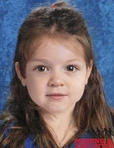 Jente (4) funnet d�d i s�ppelsekk i Boston