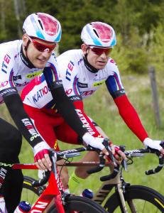 Kristoffs opptrekker er Tour de France-debutant