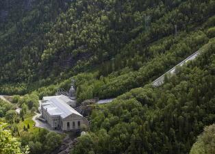 Rjukan-Notodden blir en del av verdensarven