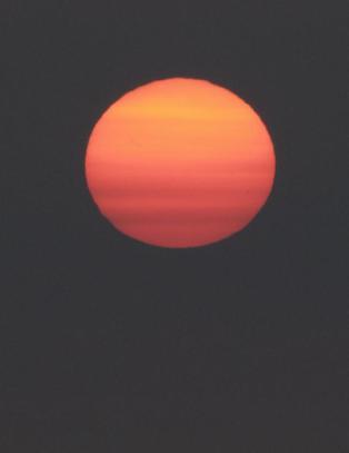 Norsk forsker tror sola kan g� i dvale. Varsler ny �mini-istid� i Norge