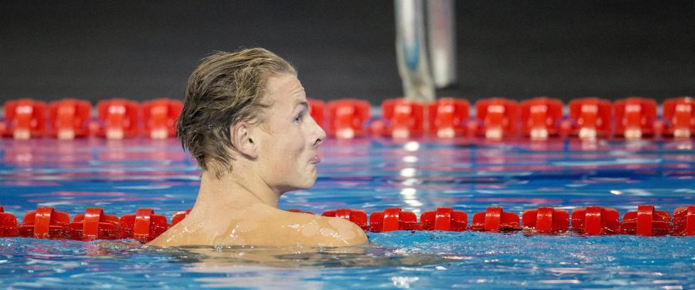 Solli smadret sin egen norske rekord. F�rstemann under to minutter
