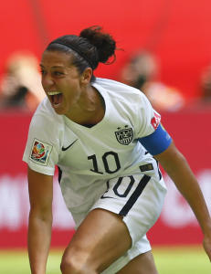 USA vant fotball-VM etter m�lfest