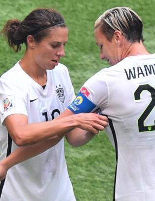 Ble den store helten i VM-finalen - s� kom hun med denne gesten til lagvenninna