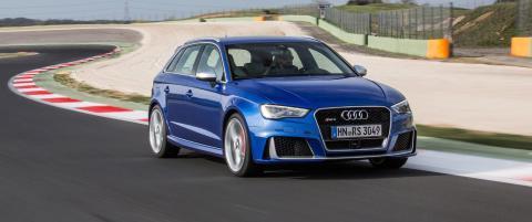 Lynrask �penbaring fra Audi