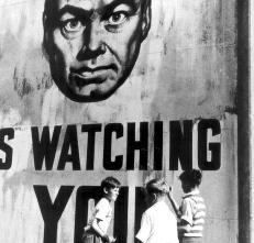 �Vil du forst� Putin, les George Orwell�