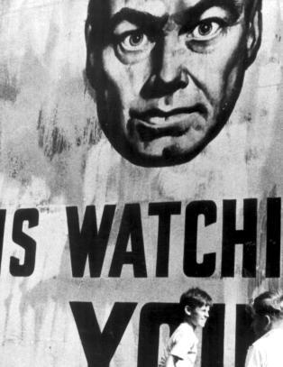 «Vil du forstå Putin, les George Orwell»