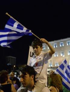Hele verden har fryktet �Grexit�, men i dag har markedet talt: - Er ikke redde for en ny kollaps