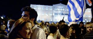 Klar tale fra grekerne