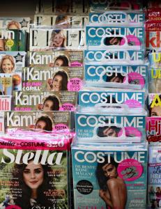 Forfatter raser mot magasinbransjen - mener modellmangfoldet er for dårlig