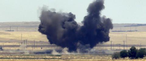 - Minst 37 IS-oppr�rere drept i amerikanske luftangrep