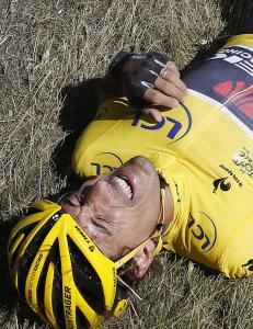 Cancellara ute av Tour de France med brukket ryggvirvel