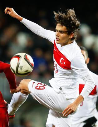 Citys f�rste sommerkj�p: Tyrkisk supertalent (18)