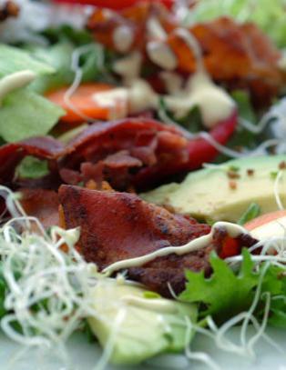 Salat for ekte mannfolk og sultne kvinnfolk