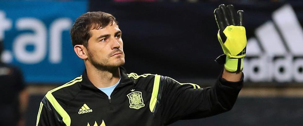 - Casillas nesten klar for Porto