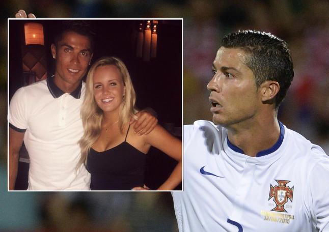 Mistet mobilen - fikk date med Cristiano Ronaldo