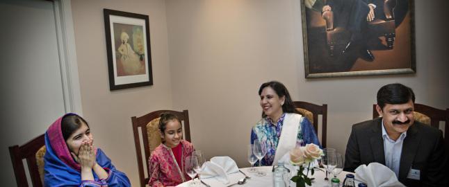 Malala har et stort bursdags�nske