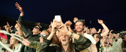 Vi gir deg lydsporet til dine favorittfestivaler
