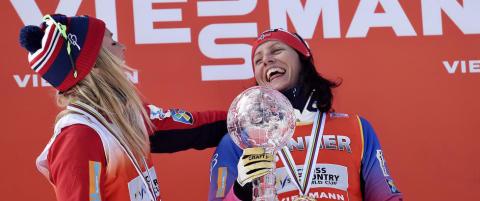 Rekordstor interesse for nordiske skigrener