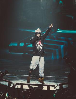 Anmeldelse: Lil Wayne - �FWA�