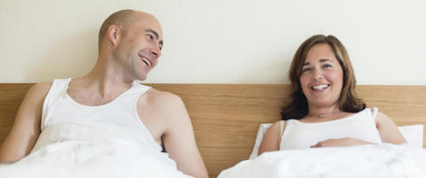 - Hvordan kan jeg fortelle partneren min hva jeg liker i senga?