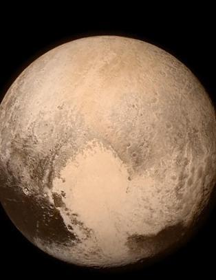 NASA om spektakul�rt bilde av Pluto: - Kj�relighetsbrev til jorda