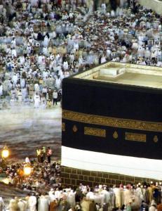 Direktefeed fra Mekka f�r muslimer til � hylle Snapchat