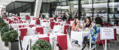 Brasseriet p� Operaen: God mat, b�lgeskvulp og litt slapp service