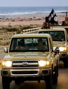 NATO forbereder seg p� krig mot IS