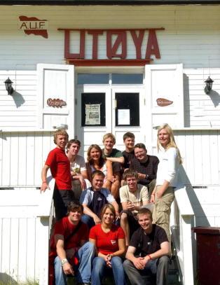 Eskil Pedersens kj�rlighetserkl�ring til Ut�ya
