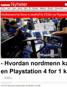 Slik fors�ker svindlere � lure deg med falsk Dagbladet.no