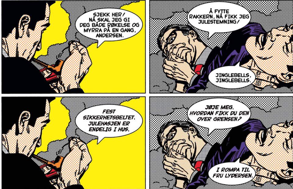 alvefolket tegneserie sex butikk oslo