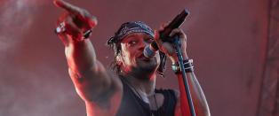 D'Angelo avlyser konserten under Moldejazz