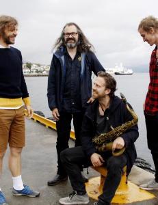 Trenger du en saksofonist? De fleste ringer til Kjetil M�ster