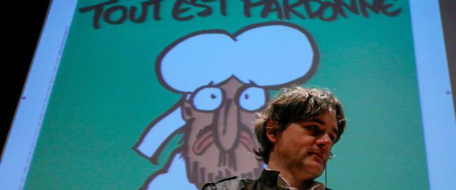 Charlie Hebdo-redakt�r om Muhammed-tegninger: - N� er det andres tur