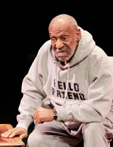 Cosby tilb�d penger for � holde tett om sex