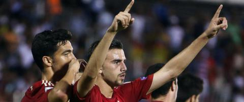 Spania til topps i U19-EM